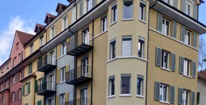 2-Zimmer Wohnung nähe Sihlcity