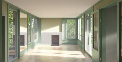 Wunderschöne, helle Neubauwohnung mit Cheminée und 2 Balkonen ab 01.07. zu vermieten