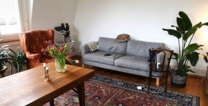 Ein wunderschöne Zimmer in nähe von Stadtmitte / Rooftop-flat looking for the perfect match