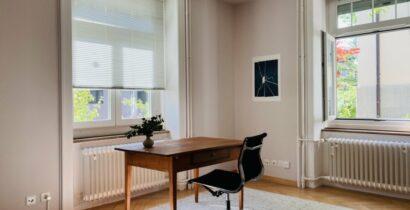 Zwei grosse und helle Zimmer Nähe ETH/UZH, möbliert, für August und September