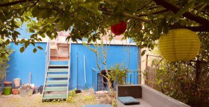 Traumhafte Altbauwohnung mit eigenem Garten