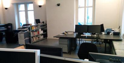 Suchen Sie einen ruhigen Co-Working Space am Hauptbahnhof Zürich?