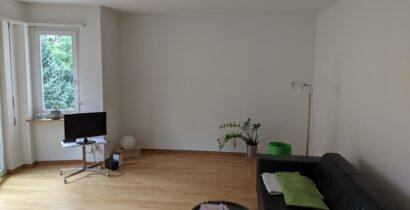 Teilmöblierte 3 Zimmer-Wohnung zur befristeten Untermiete