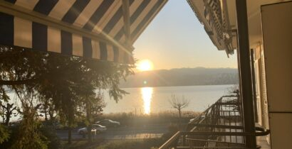 2.5 room apartment with lake view, not furnished